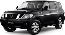 Фаркопы на Nissan Patrol Y62 (c 2010--)