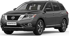 Фаркопы на Nissan Pathfinder R52 (2012-2020)