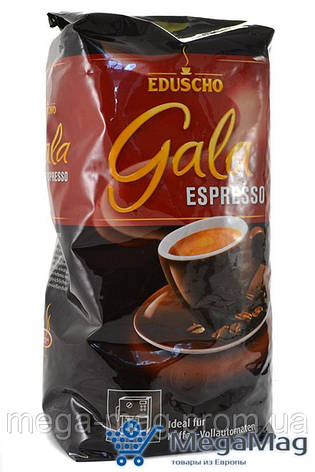 Кофе в зернах EDUSCHO Gala Espresso 1кг, фото 2