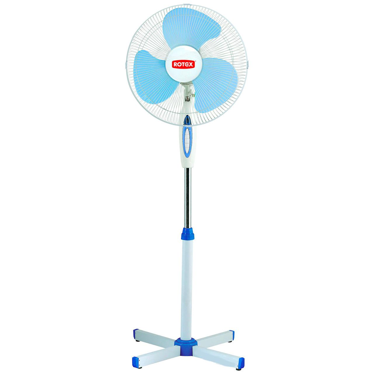 Вентилятор Rotex RAF50-E бытовой транспортабельный мощный поток воздуха уютная атмосфера от сети 220 V