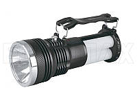 Фонарь ручной светодиодный с солнечной батареей Yaja 2881T