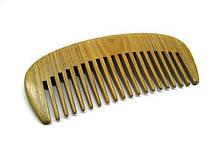 Сандаловая расческа для волос натуральная