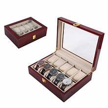 Шкатулки под часы и браслеты