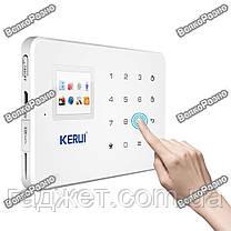 GSM-сигнализации KERUI KR-G18, ПОЛНЫЙ КОМПЛЕКТ, Android/IOS, Русский., фото 3