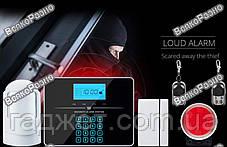 Беспроводная GSM сигнализация G3B /PG500. Android/IOS. ПОЛНЫЙ КОМПЛЕКТ, фото 3