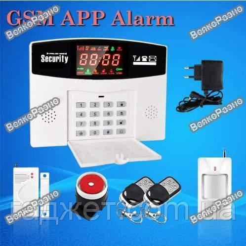 Беспроводная GSM сигнализации PG500 / G2. Обновленная версия.