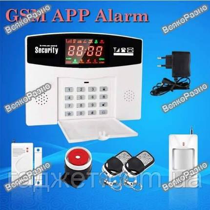 Беспроводная GSM сигнализации PG500 / G2. Обновленная версия., фото 2