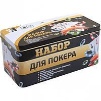 Набор для покера, 200 фишек (арт.НП200)