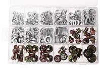 Комплект алюминевых шайб и маслосливных пробок 534шт.  JTC 2091A