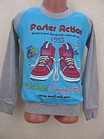 """Реглан """"Faster Action"""" для хлопця (8 років)"""