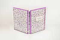 Альбом A5  Цветочный Фотоальбом Книга Счастья
