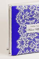 Альбом Квадрат 24х24 см Фотоальбом Книга Счастья