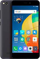 Смартфон Xiaomi Redmi 4a 2/16 gb Grey+Бампер и Стекло