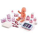 Игровой набор центр по уходу за куклой с пупсом Baby Nurse Smoby 024223, фото 3