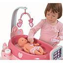 Игровой набор центр по уходу за куклой с пупсом Baby Nurse Smoby 024223, фото 5