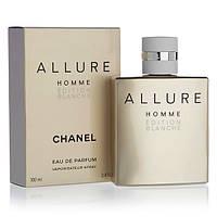 Мужская парфюмированная вода Chanel Allure Homme Edition Blanche  (тестер без крышечки) 100 мл