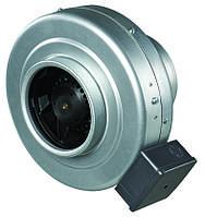 Вентс ВКМц 100 Б - вентилятор для круглого канала, двигатель пониженной мощности