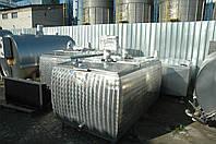 Охладитель молока ванна Rocka U 1800L