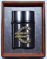 Настольная зажигалка Евро. Пламя: 3 острых пламени.   Высота: 9 см Ширина: 5 см