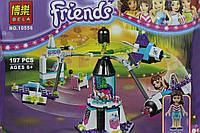 """Конструктор Bela Friends """"Парк развлечений. Космическое путешествие"""" 197 дет"""