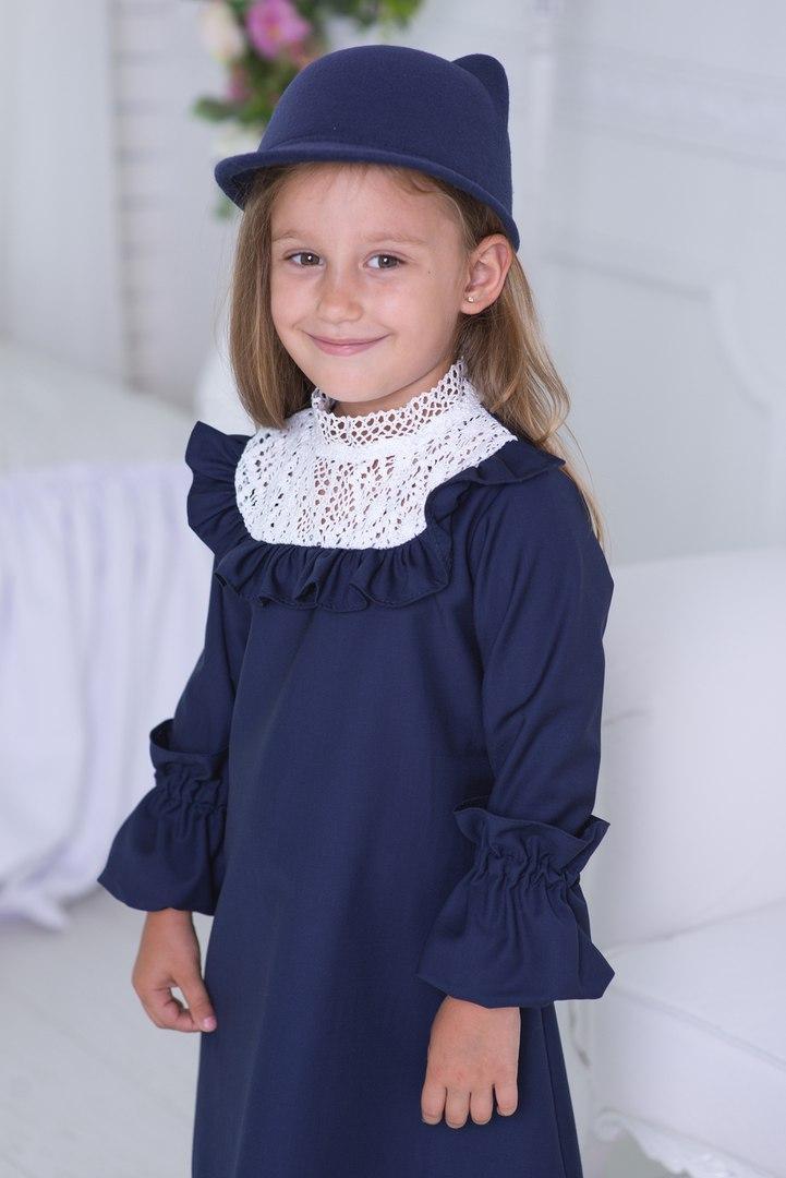 0ae95c61cb6980c Детское платье для школьной формы, рукав фонарик: продажа, цена в ...