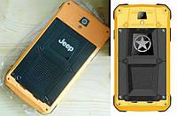 """Смартфон-внедорожник Jeep Z5 (Guophone V12) orange оранжевый IP56 (2SIM) 5"""" 0,5/4 GB 0,3/5 Мп 3G Гарантия!"""