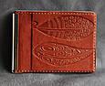 Зажим для денег оранжевый (Guk), фото 3