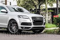 Audi Q7 на дисках Vossen VPS-308