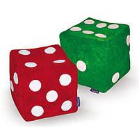 Пуф игральные кубики 300 х 300 х 300