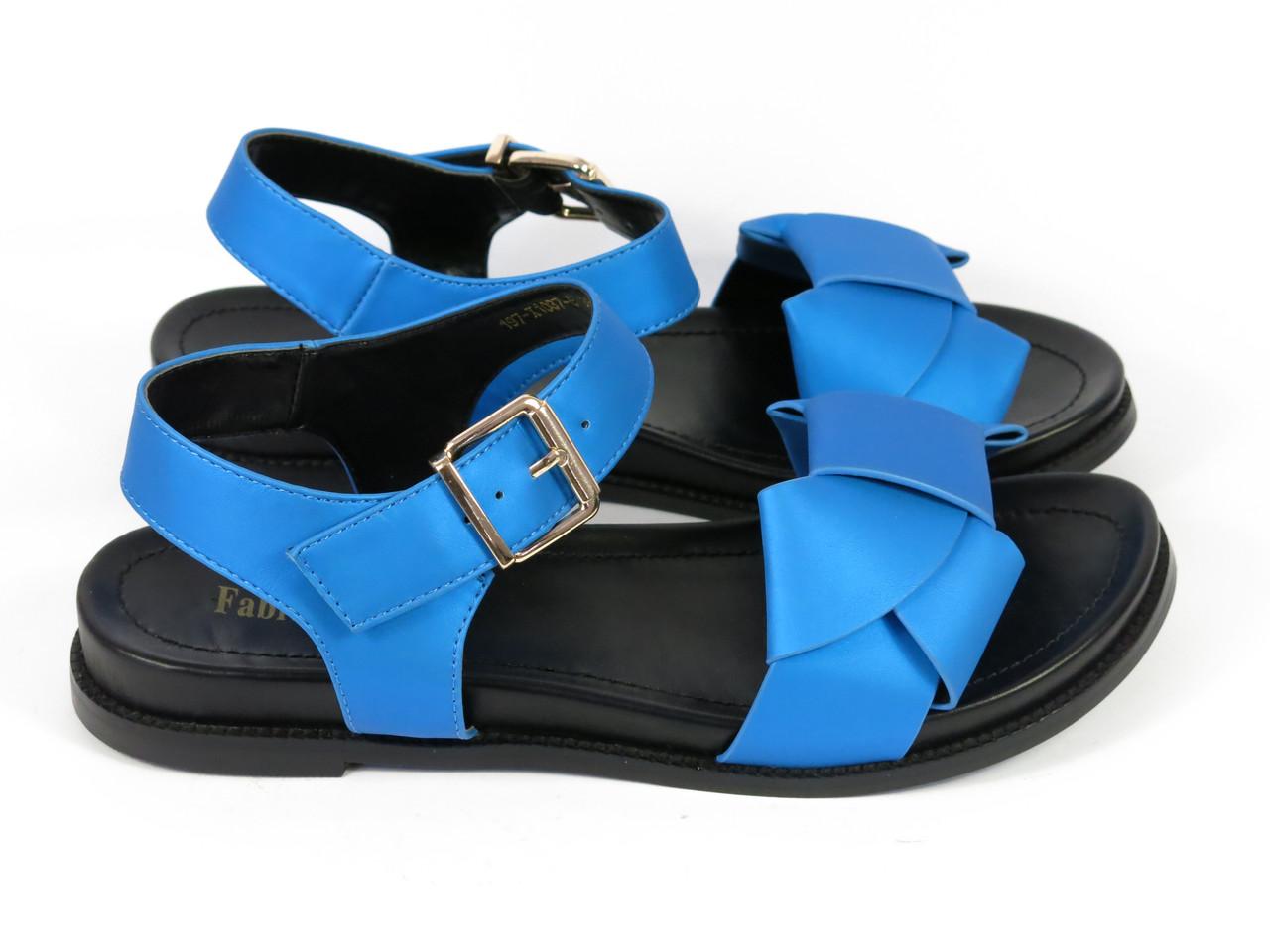 Босоножки Fabio Monelli 197-X1073-6 BLUE 36 23 см