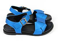 Босоножки Fabio Monelli 197-X1073-6 BLUE 36 23 см, фото 1