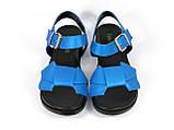 Босоножки Fabio Monelli 197-X1073-6 BLUE 36 23 см, фото 3