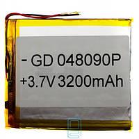 Внутренний Аккумулятор 04*80*90 (3200 mAh 3,7V) AAA класс