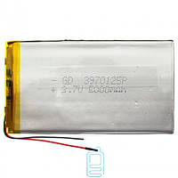 Аккумулятор GD 3970125P 5000mAh Li-ion 3.7V