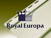 Виниловый сайдинг Royal Europa белый.