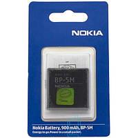 Аккумулятор Nokia BP-5M 900 mAh 5610, 5700, 6500 Slide AAA класс