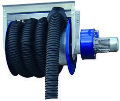 Механический вентиляционный барабан с шлангом 7.5 м.