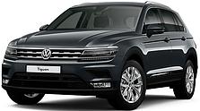 Фаркопы на Volkswagen Tiguan (c 2016--)