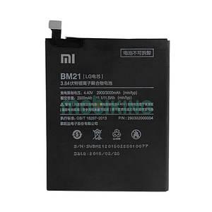 Оригинальная батарея Xiaomi Mi Note (BM21) для мобильного телефона, аккумулятор для смартфона.