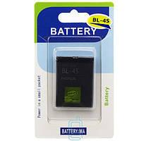 Аккумулятор Nokia BL-4S 860 mAh для 2680, 7610, X3-02 A класс