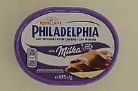 Крем-сыр Филадельфия шоколадная, 175 г