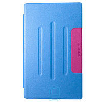Чехол-книжка для Lenovo S8-50F 16GB пластиковая накладка Folio Cover Голубой