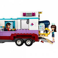 Конструктор Lego Friends Ветеринарная машина для лошадок (41125)