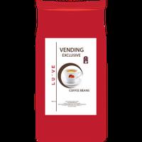 Кофе в зернах Lu've Vending Exclusive 1кг
