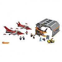 Конструктор Lego City Авиашоу в аэропорту (60103)