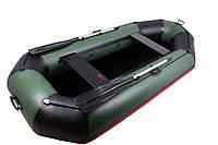 Четырехместная надувная ПВХ лодка Vulkan V310 LP(ps)