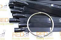 Палитра веер черная на 50 типс