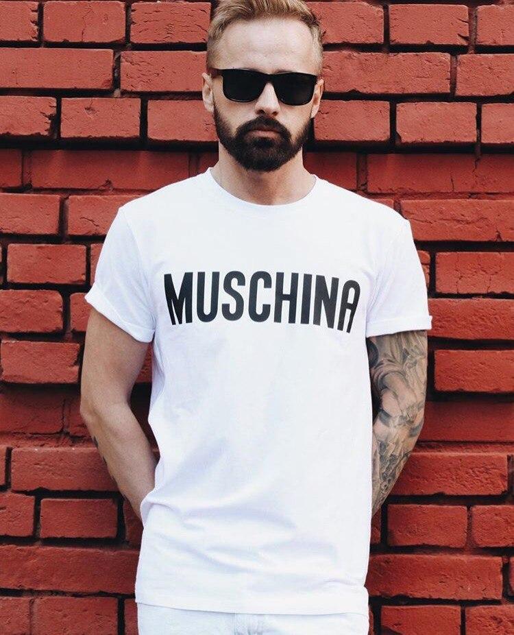 Футболка Muschina (Мужчина)