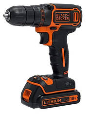 Шуруповерт BLACK&DECKER BDCDC18BAFC