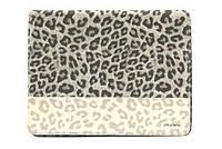 Nuoku LEO stylish leather case for iPad 2/3/4, grey